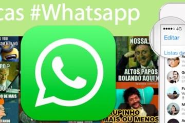 dicas whatsapp iphone