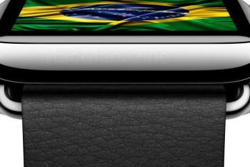 apple watch brasil
