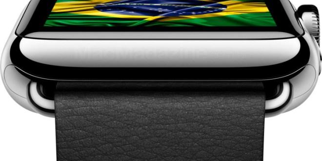 Apple Watch tem data confirmada para chegar no Brasil
