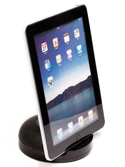 Dock multimidia iPhone iPad 2