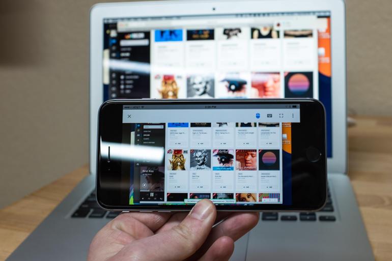 Acesse seu desktop no iPhone usando o Chrome Remote Desktop