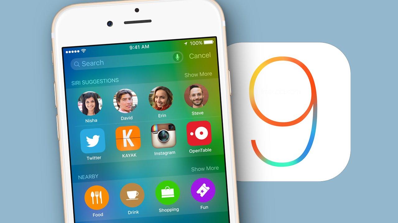 Saiba como atualizar seu iPhone ou iPad para o iOS 9