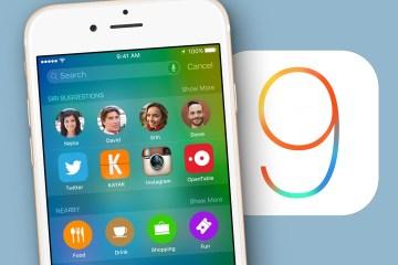 Atualizar iPhone iOS 9