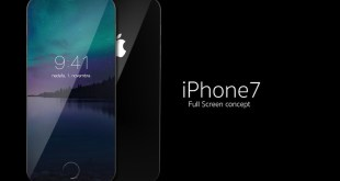 Conceito iPhone 7