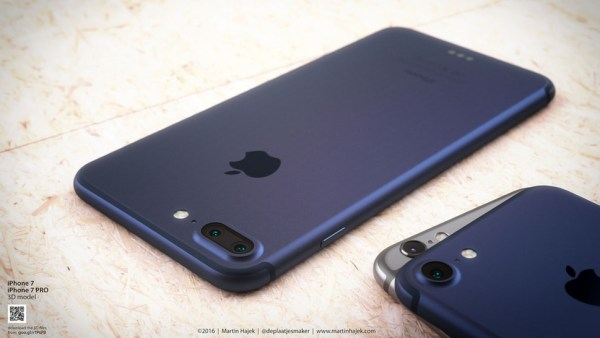 Next-Gen iPhone Seven Key Features - Dual-Lens Camera, Smart Connector and More