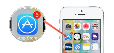 hämta appar till ny iphone