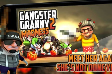gangster granny 2 madness iphone ipad