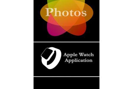 photo pour la montre ipad