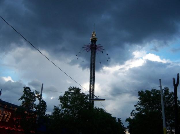 prater park, vienna, austria