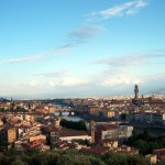 Florence, Italy – May 2012
