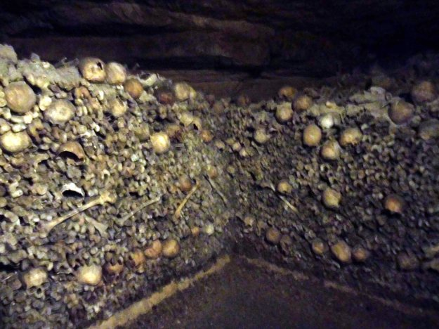 catacombs, paris france