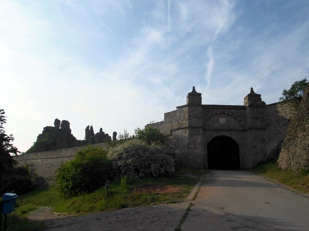 fortress closed, Belogradchik, Bulgaria