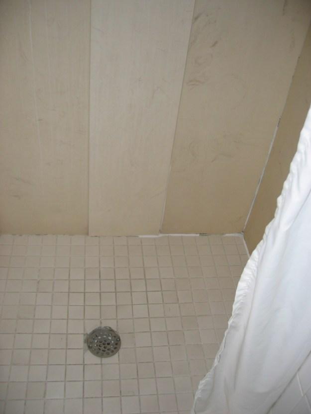 shower travelodge, Downtown Orlando, Florida