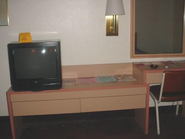 Westward Ho, Las Vegas, dresser