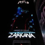 Aria Animated Sign – Las Vegas, Nevada