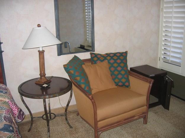 California Hotel Las Vegas suite