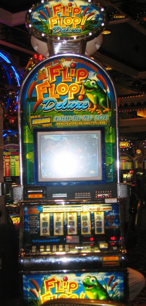 Flip Flop slot machine