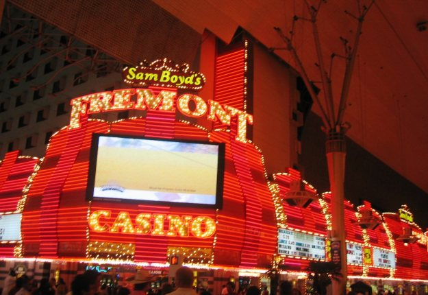 Fremont Hotel and Casino Las Vegas