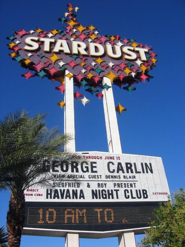Stardust Sign Las Vegas