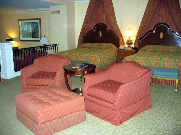Venetian Rialto Suite Las Vegas