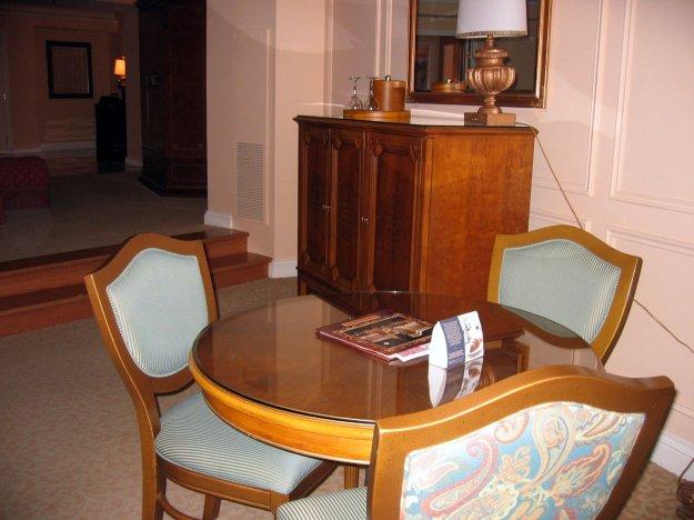 Venetian Rialto Suite Vegas