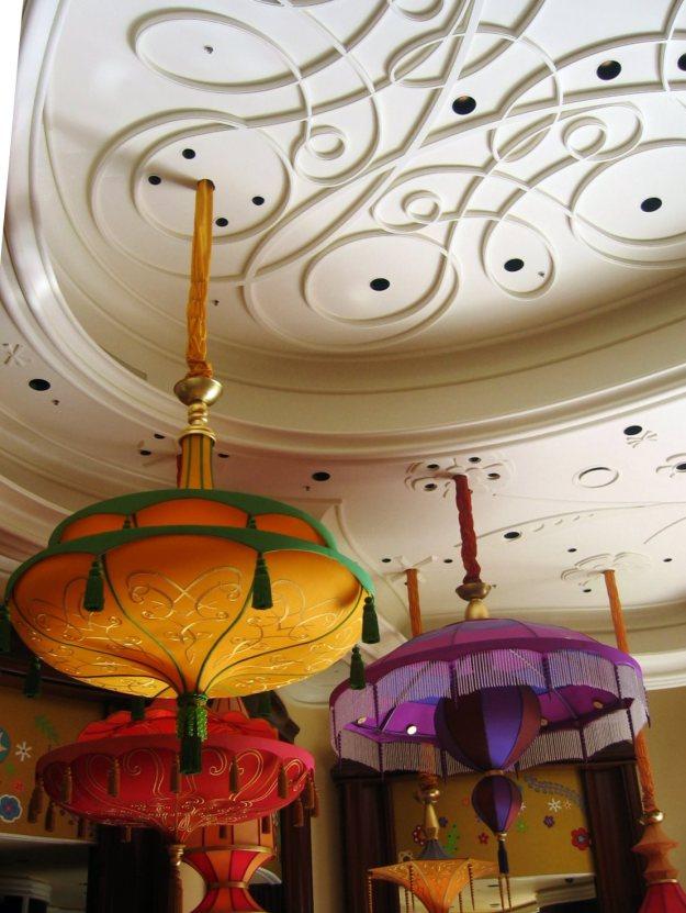 Wynn Las Vegas parasols