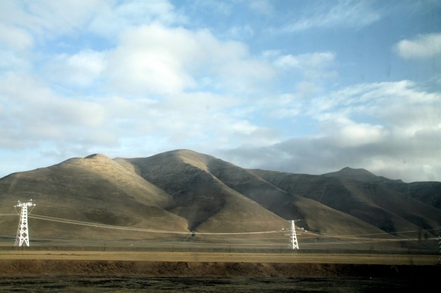 World's highest train ride to Lhasa, Tibet