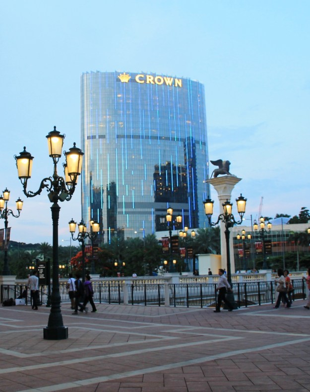 Crown Macau China
