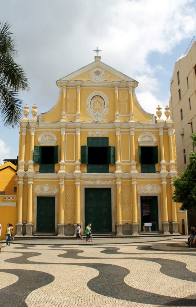 St Dominics Church Macau China