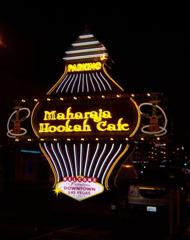 Maharaha Hooka Cafe