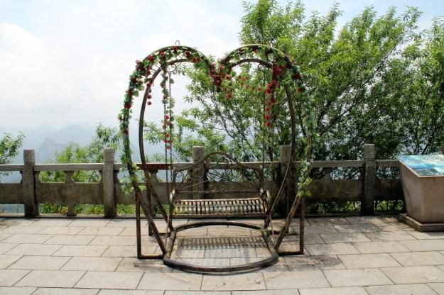 heart swing yao mountain