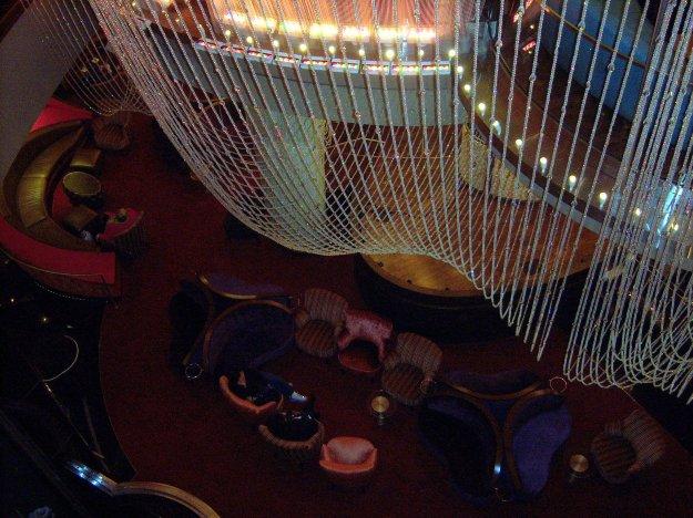 Cosmopolitan Casino Chandelier Las Vegas Nevada