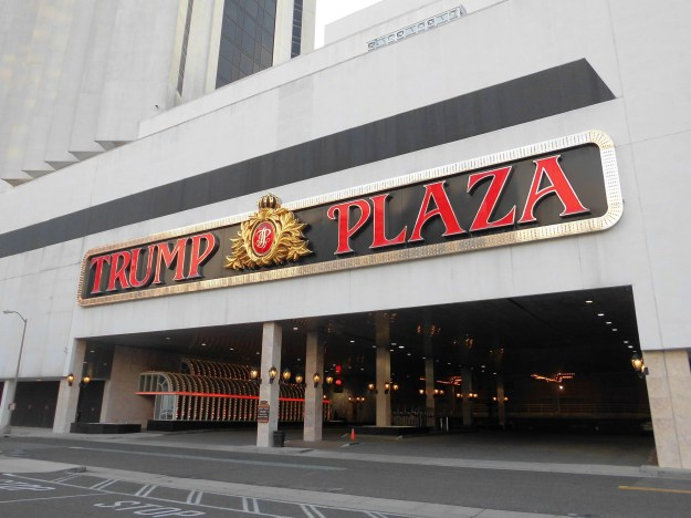 Trump Plaza Atlantic City New Jersey