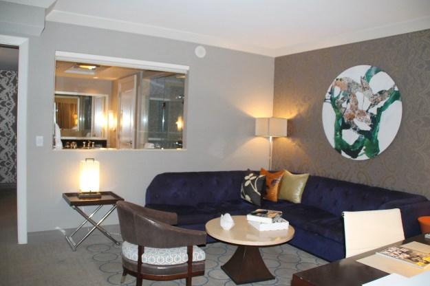 cosmopolitan las vegas living room
