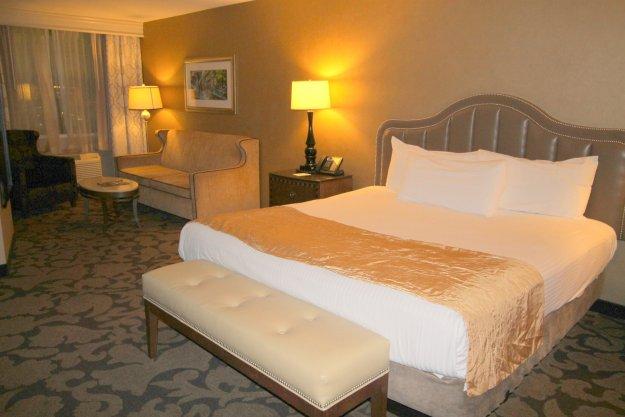 orleans hotel Las Vegas Nevada room 1711