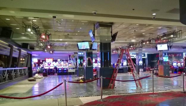 The D Las Vegas renovations