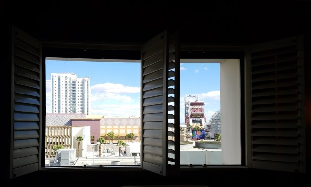 room view fremont hotel las vegas