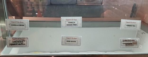 lapperts ice cream flavors california las vegas