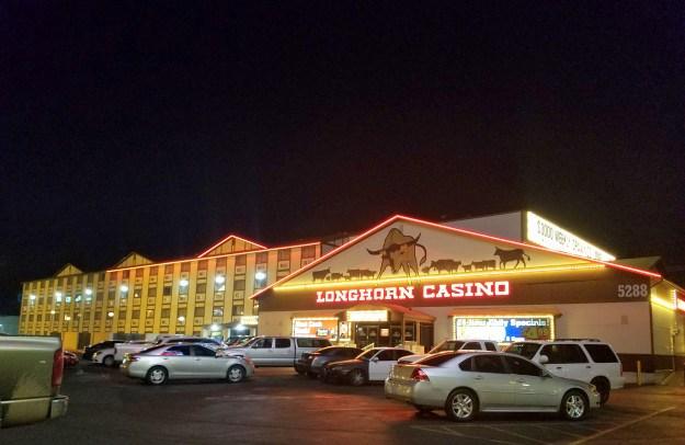 longhorn casino las vegas
