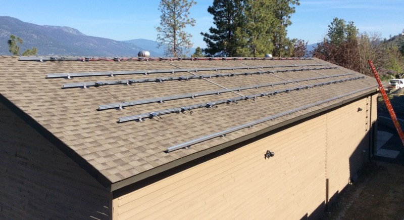 McKinley Landing Grid Tie Solar Panel