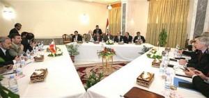 iran - us talks