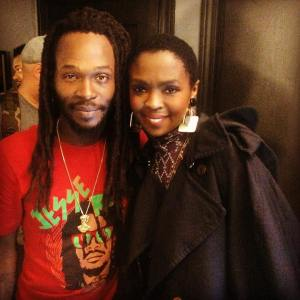 Jesse Royal on Tour With Lauryn Hill