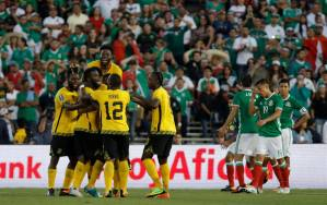Oniel Fisher lone change to Reggae Boyz XI for Gold Cup final
