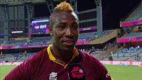 Image result for ANDRE RUSSELL TO