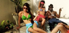Chris Gayle in trouble again: batsman alleged to have sparked new sexism row