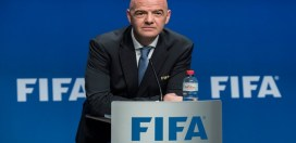 Three FIFA officials banned