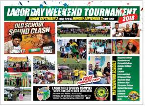 Clarendon College new entrants in 2017 renewal of Jamaica High School Alumni Sporting Network Soccer tournament