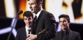 Lionel Messi named La Liga's best player