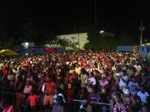 Momentum high for Marcus Garvey Celebration