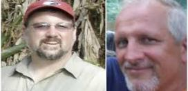 American missionaries die of gunshot and chop wounds